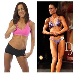 NPAA & IDFA Fitness Model and Figure