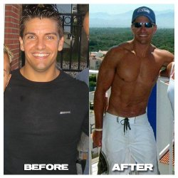 Jim Bearman - Transformation for a Wedding and Lifestyle change!