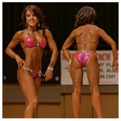 Bella Shank - 3rd ABBA Provincials Fitness Model