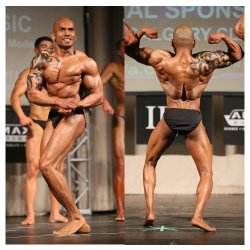 Anthony Jacobs - IDFA 1st place & NPAA 4th place Novice bodybuilding