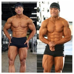Eldridge Abat - IDFA & INBF Athlete