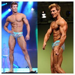 Gavin O'Leary - WBFF Muscle Model Pro